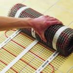 inst5 150x150 Електрический теплый пол   отличное решение для вашего дома