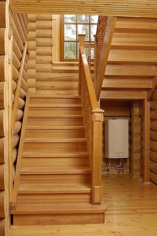 001 Какую лестницу для загородного дома выбрать?