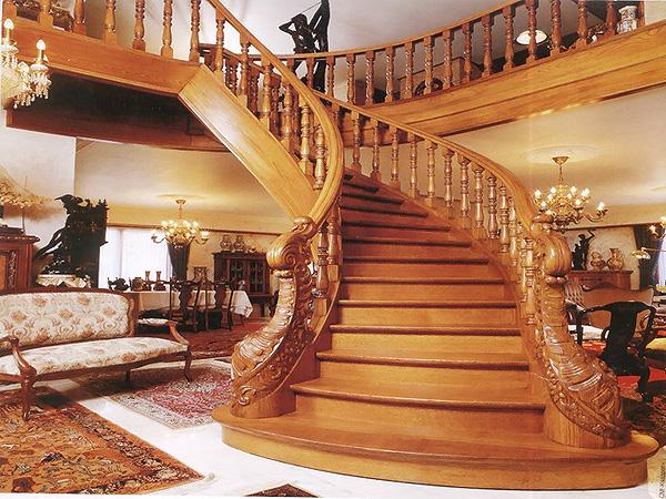 lestnicy dlya zagorodnogo doma 03 Какую лестницу для загородного дома выбрать?